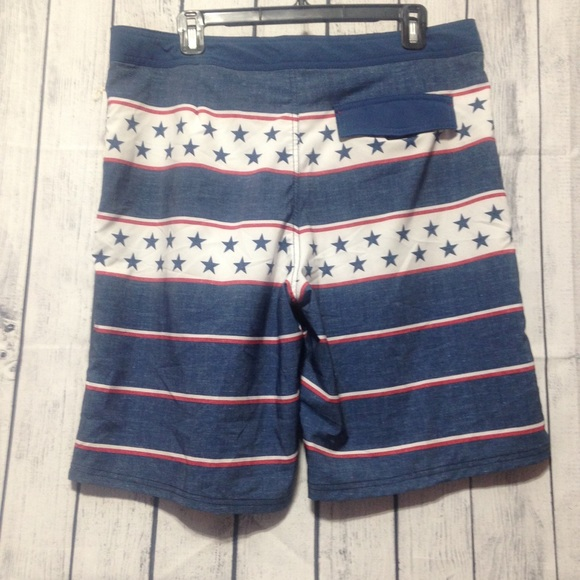 343ddad3cc Mossimo Supply Co. Swim | Mossimo Patrioitic Trunks 32 38 Stars ...